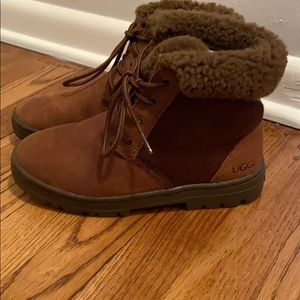 UGG 5145 women's sheepskin cold weather boots